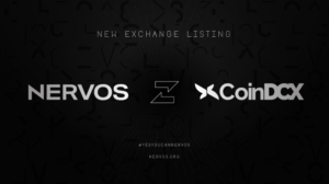 India's Largest Crypto Exchange CoinDCX lists Nervos CKB for Trading