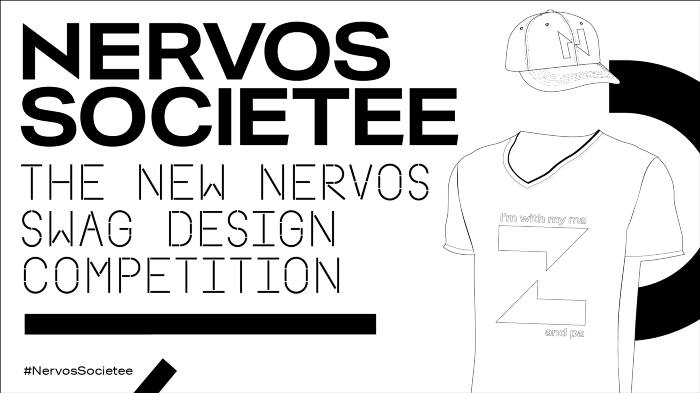 #NervosSocietee Contest Calls Community to Design and Decide on New Brand Swag