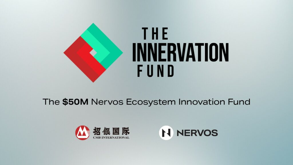 Introducing InNervation, our $50M fund with CMB International