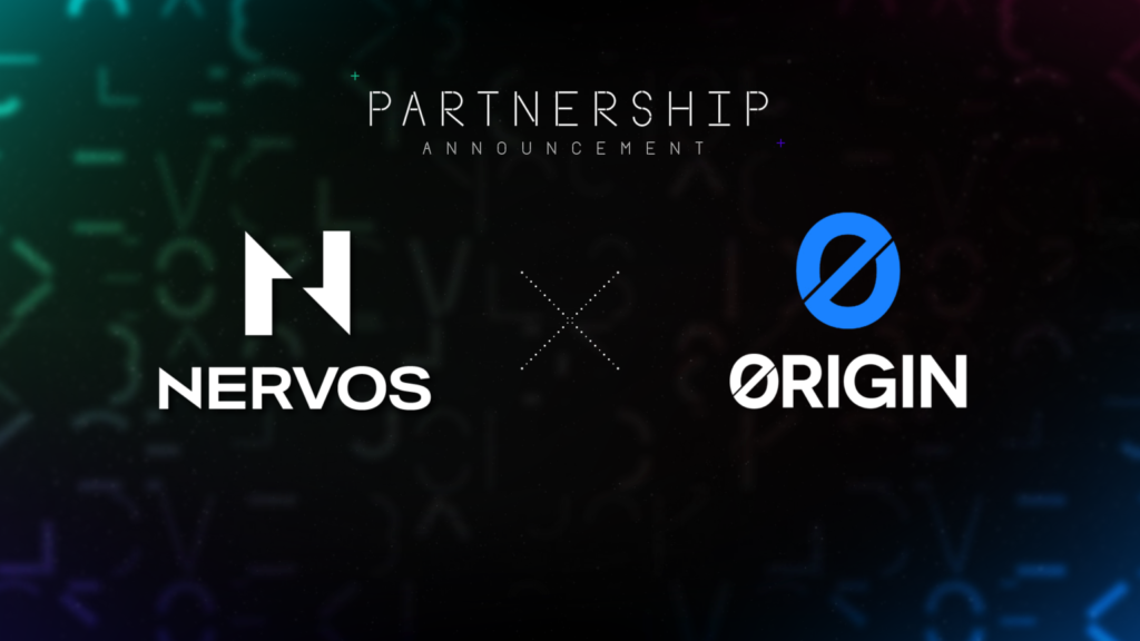 Nervos Partners with Origin for Swag Store